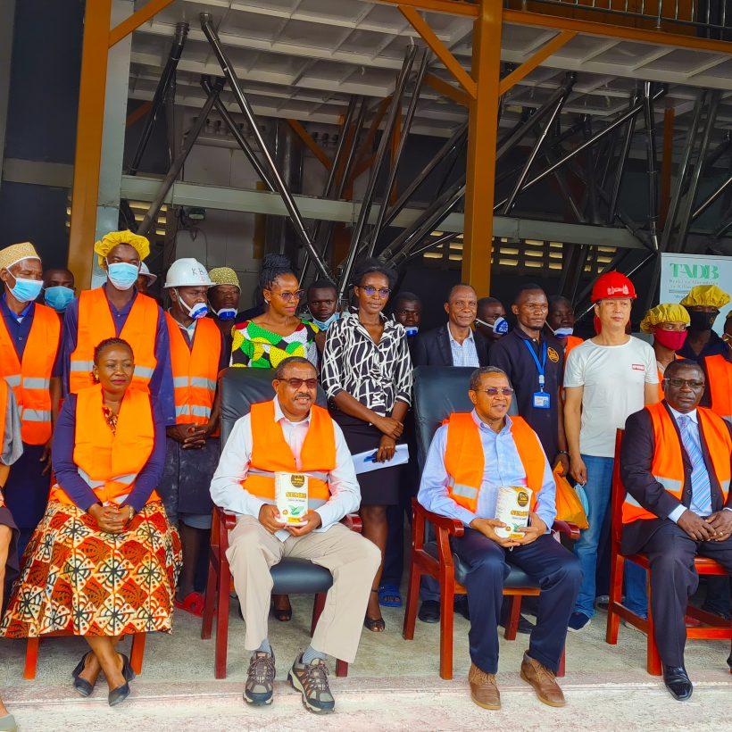 Dessalegn, Kikwete applaud TADB maize flour investment in Bagamoyo