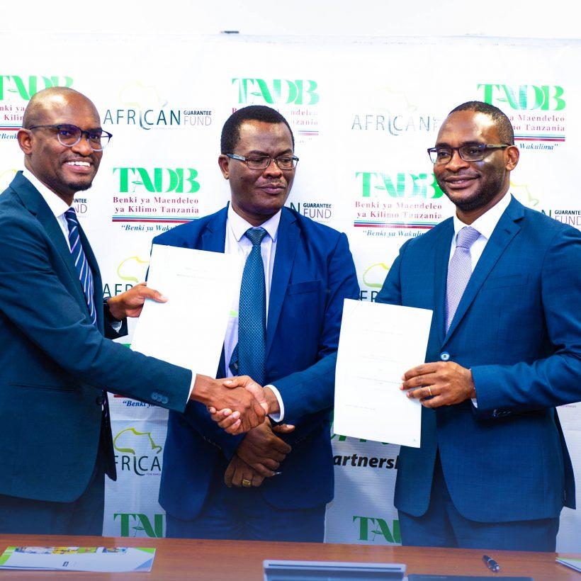 TADB to disburse loans worth USD 20 million to agribusinesses through African Guarantee Fund partnership