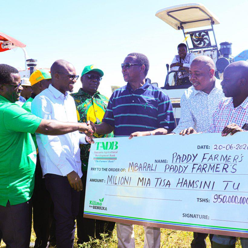 Why TADB's Matrekta loan matters to farmers