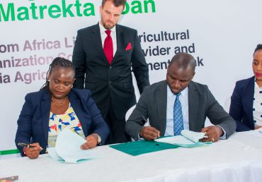 TADB signs partnership with Agricom to provide farmers with access to affordable agri-equipment